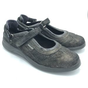 Mephisto runoff Air Jet black Mary Jane Shoes A275